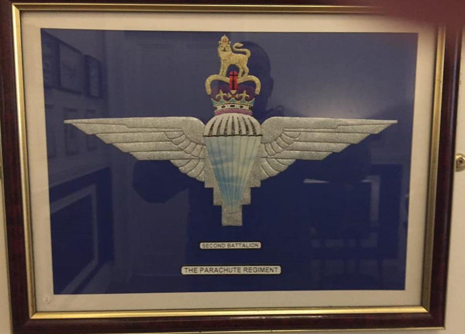 2nd Battalion Parachute Regiment - War Memorials Online